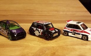 Diecast Head-to-Head: Hot Wheels Mini vs Fiat vs Honda