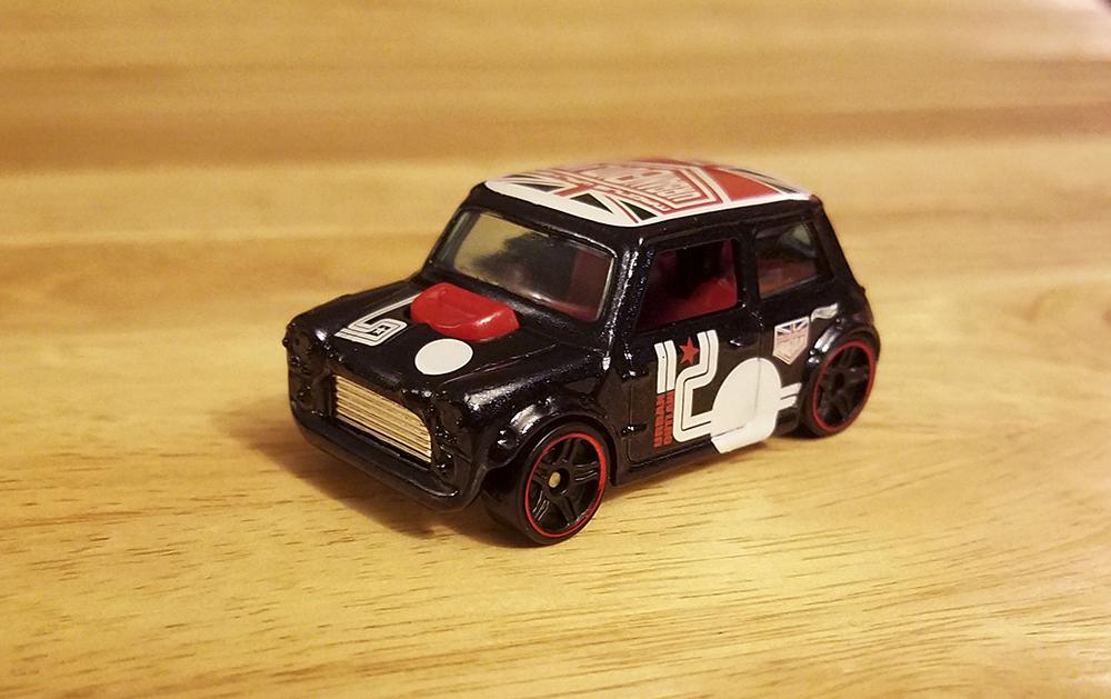Hot Wheels, diecast, collectible, 1/64, 1:64, Mini Cooper, Fiat 500, Honda City Turbo II, Magnus Walker