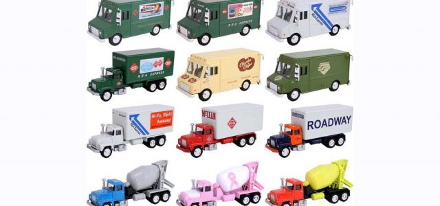 American Heritage trucks deliver!