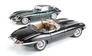 AUTOart Jaguar E-Type 3.8L Series 1