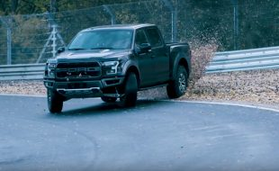 Raptor vs Nurburgring = Awesome! [VIDEO]