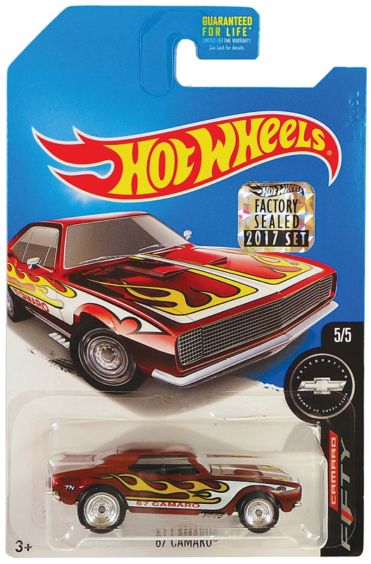 Hot Wheels 2017 Factory-Sealed Master Set