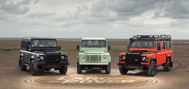 The Legacy of Land Rover and Range Rover