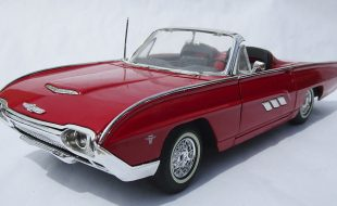 Anson 1963 Ford Thunderbird Roadster