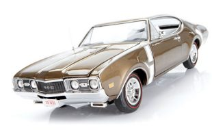 Diecast Review: Auto World 1968 Oldsmobile 442