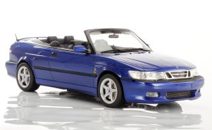 Diecast Review: DNA Collectibles Saab 9-3 Viggen Convertible