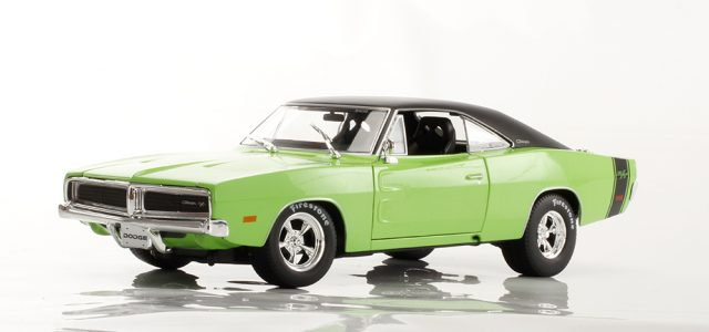 Diecast Review: Maisto Design 1969 Dodge Charger R/T Restomod