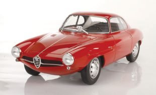 1961 Alfa Romeo Giulietta Sprint Speciale  – Best of Show