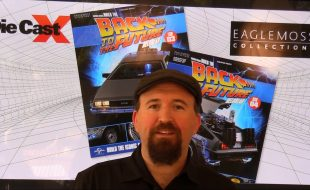 Diecast Video Build-Along: Back to the Future DeLorean 1:8-scale from Eaglemoss Collections – Ep2