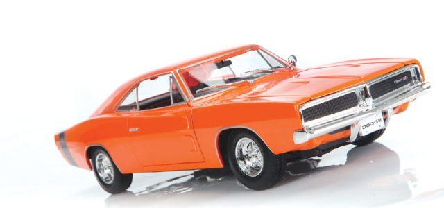 Maisto 1969 Dodge Charger R/T