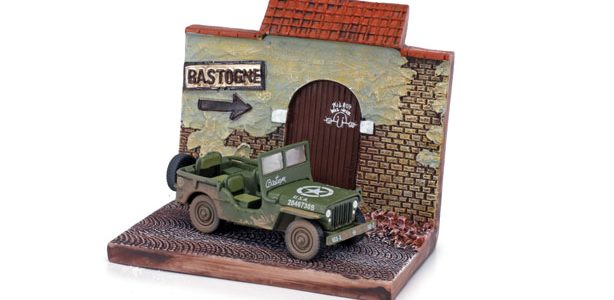 Johnny Lightning Greatest Generation Dioramas