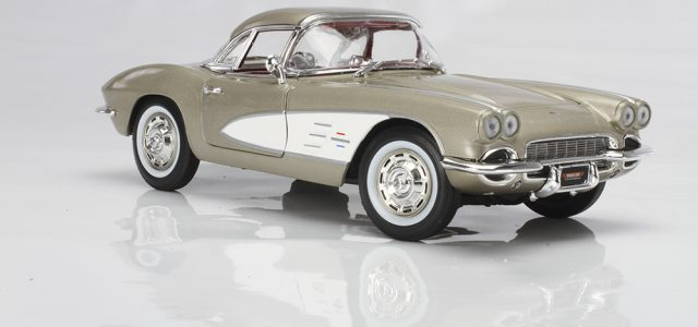 Quick Look: Auto World 1961 Corvette Hardtop