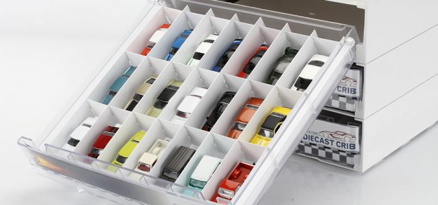 Essential Protection: Diecast Crib Modular Storage System