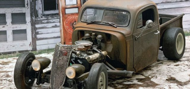 Miracle Workers: Extreme Truck Builds from the 1/18 Custom Diecast Syndicate
