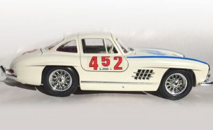 Bburago Mercedes 300SL: How Diecast Has Evolved