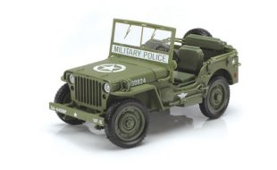 Auto World WW II Willys MB Jeep