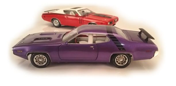 Get a sneak peek at a couple of the cars we've got coming in the next issue of Die Cast X which we are working on now!