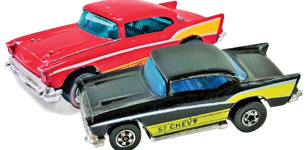 Hot Wheels Flashback: 1977 —'57 Chevrolet Bel Air