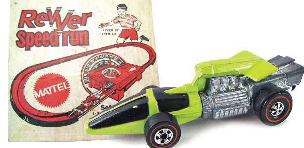 Flashback Hot Wheels Revvers for 1973