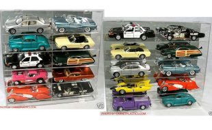 Carney Plastics: Elevating the Art of Display in Diecast
