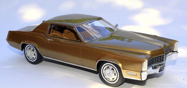 Automodello 1968 Cadillac Fleetwood Eldorado