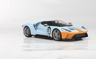 GT Spirit 2019 Ford GT Heritage Edition