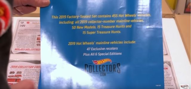 Hot Wheels 2019 Master Set – Hot Wheels TV