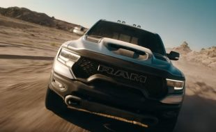RAM TRX – looking to take a bite out of Ford's Raptor
