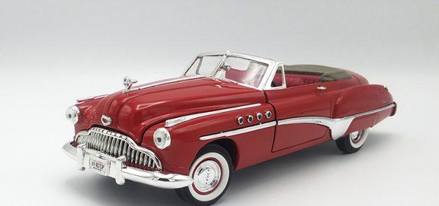 MotorMax 1949 Buick Roadmaster Convertible